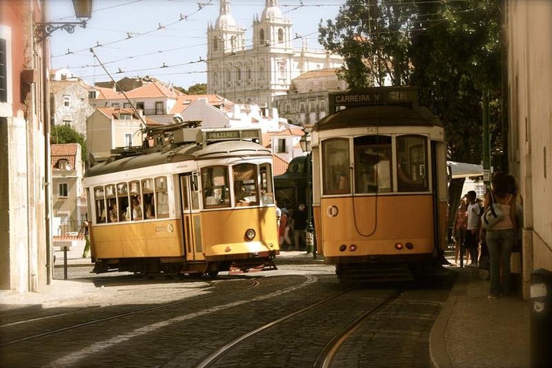 Viaje de incentivo en Lisboa